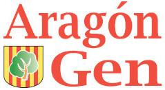 Logotipo de la Asociación AragónGen