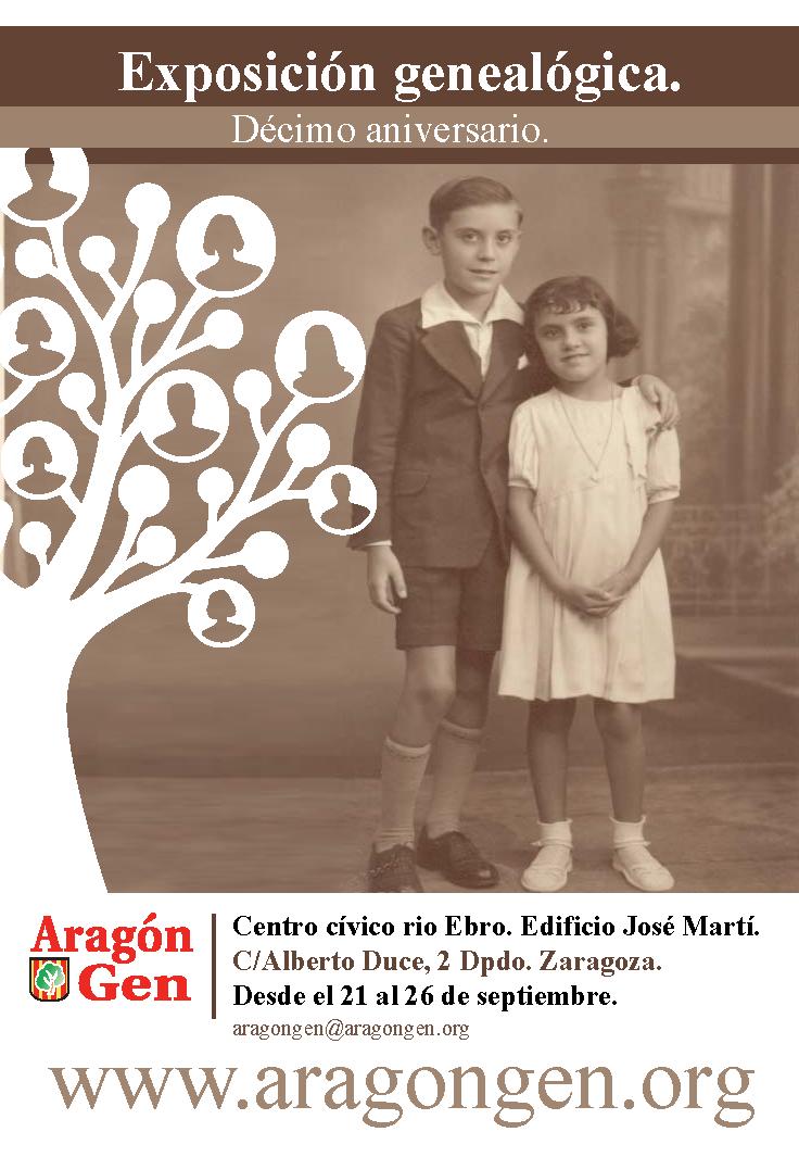 Cartel_exposicion_genealogica_ARAGONGEN_mod