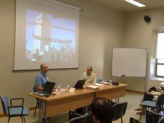 Presentación sobre Italianos fallecidos en San Antonio (Gonzalo y Jesús)