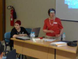 ASINDA: La entidad solidaria por Mª Lluïsa Paytubí